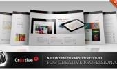 Creative Portfolio 极致企业主题