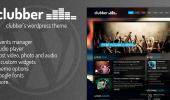 clubber-俱乐部活动音乐类主题